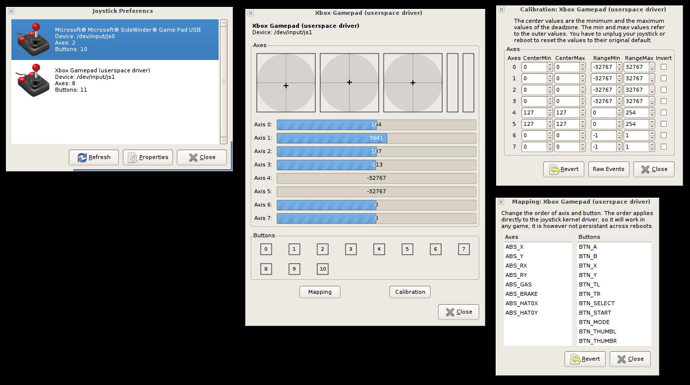 linux keyboard test tool